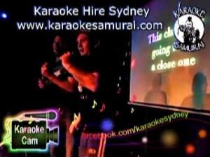 Karaoke in Liverpool