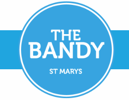 St Mary's band club logo